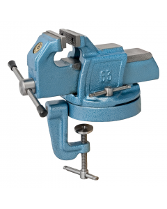 PORTABLE VISE WITH SWIVEL BASE 1256-63